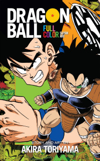 Dragon Ball Full Color - Saiyan Arc